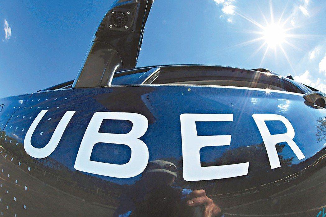 Uber新任執行長科斯羅薩西找來舊戰友哈福特來任營運長。 馬瑞璿/攝影