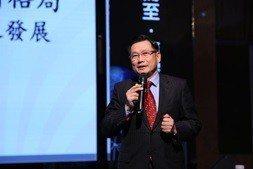 崇越科技(安永鮮物)董事長賴杉桂。 鼎新電腦/提供
