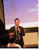 研華工業物聯網事業群副總經理張仁杰。 鼎新電腦/提供