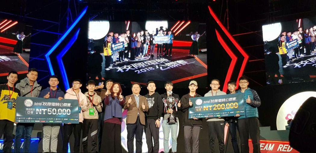 《傳說對決》由「清流玩家」奪冠,亞軍為「浪勢娛樂」