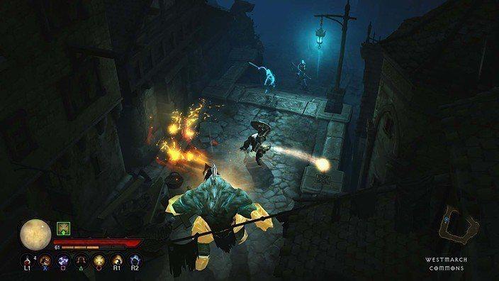 《暗黑破壞神》遊戲畫面。 圖/取自《暗黑破壞神III》官方網站