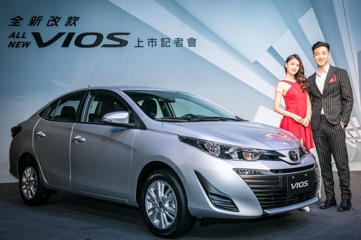 台灣車市Q1搶頭彩 較去年同期成長6%