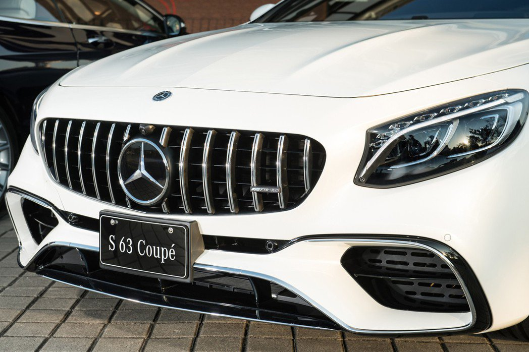 Mercedes-AMG S 63 4MATIC+ Coupé身為全新S-Cla...