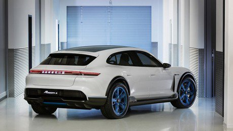 Porsche Mission E Cross Turismo 最快2021年量產?