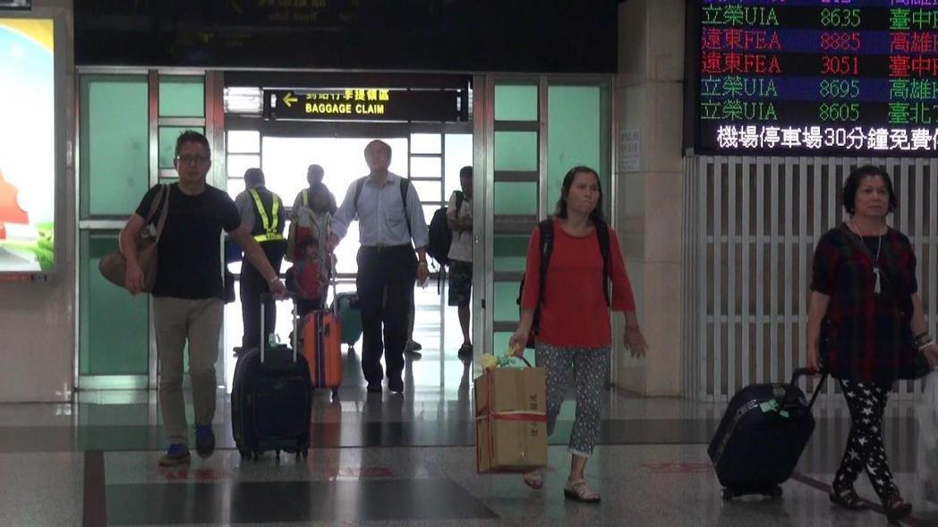 澎湖馬公機場。圖/報系資料照