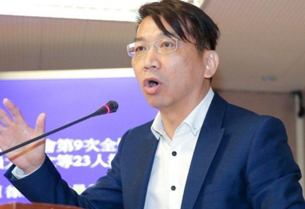 時代力量黨團總召徐永明。聯合報系資料照