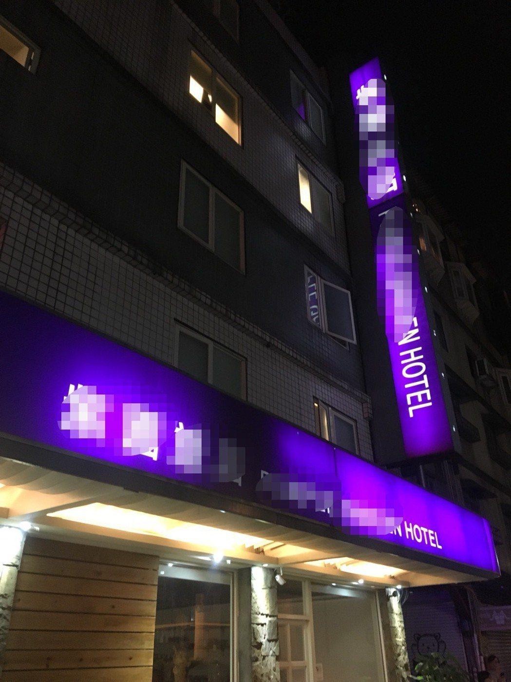 香港陳姓男子疑在台殺害潘姓女友棄屍,兩人來台北時曾投宿在大同區的旅館。記者林孟潔...