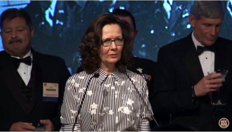 中央情報局副局長哈斯柏接任中情局局長,將成為美國史上首位女性中情局長。(圖擷自:...