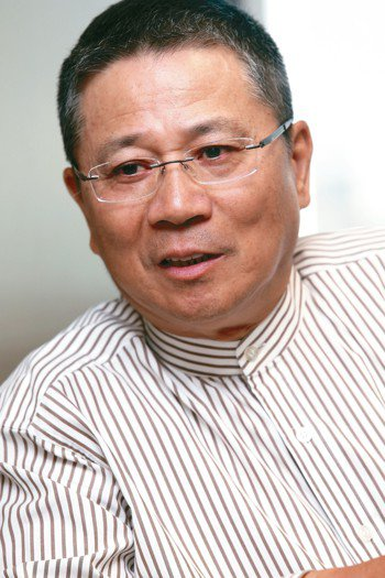 緯創董事長林憲銘。 報系資料照