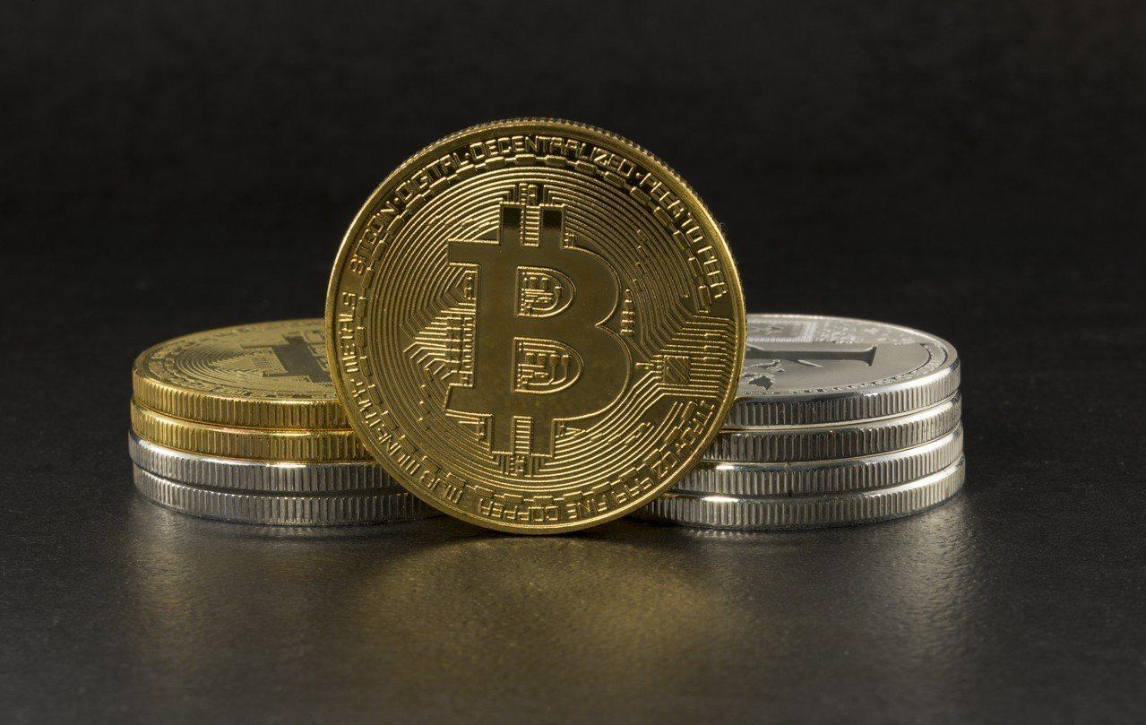 區塊鏈的著名應用例子就是比特幣。圖片來源/Ingimage