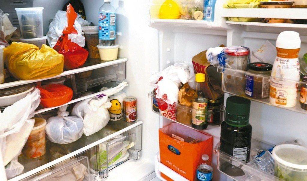 冰箱的低溫環境,可以讓食物存放較久時間。(示意圖) 聯合報系資料照