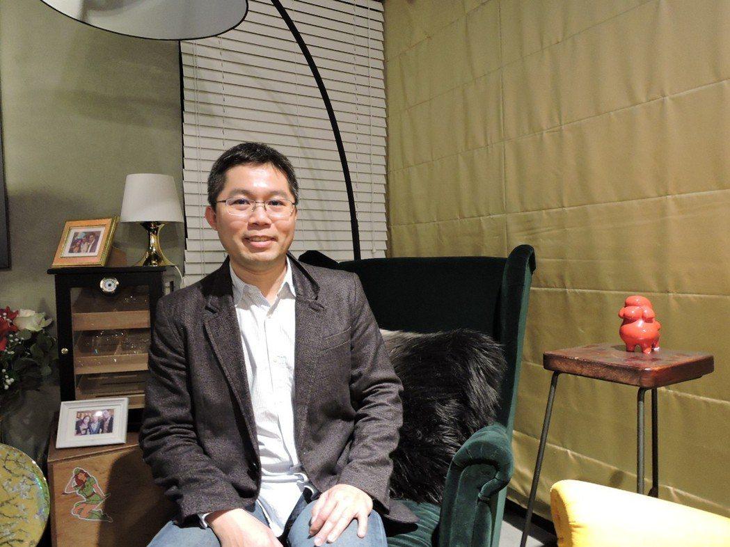 江孟儒在旅遊電商領域有10多年紮實的建置經驗。 業者/提供。