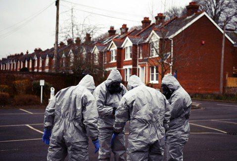 神秘化武「諾維喬克」:前KGB間諜毒殺案,英國公佈俄製毒劑