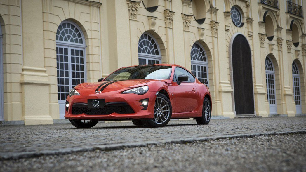 TOYOTA 86 860 SPECIAL EDITION。 摘自Toyota