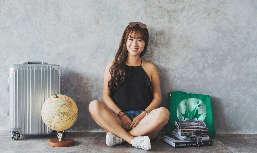 「親遊學」創辦人徐佩如(Jill)近年已服務過近千名學生。 業者/提供。