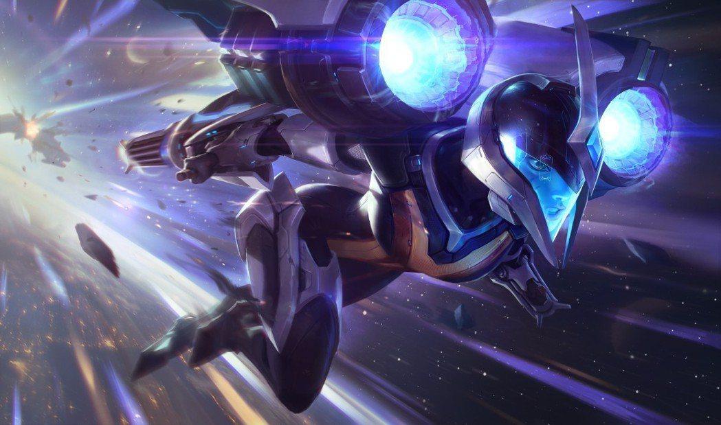 同步推出「機動天使」造型,玩家千萬不要錯過。