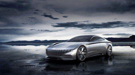 Hyundai未來新車雛形 Le Fil Rouge日內瓦現身