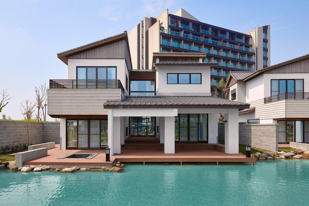 充滿日式風情的Villa專區,住房只要38折起,消費者不妨把握限時機會。宜蘭綠舞...