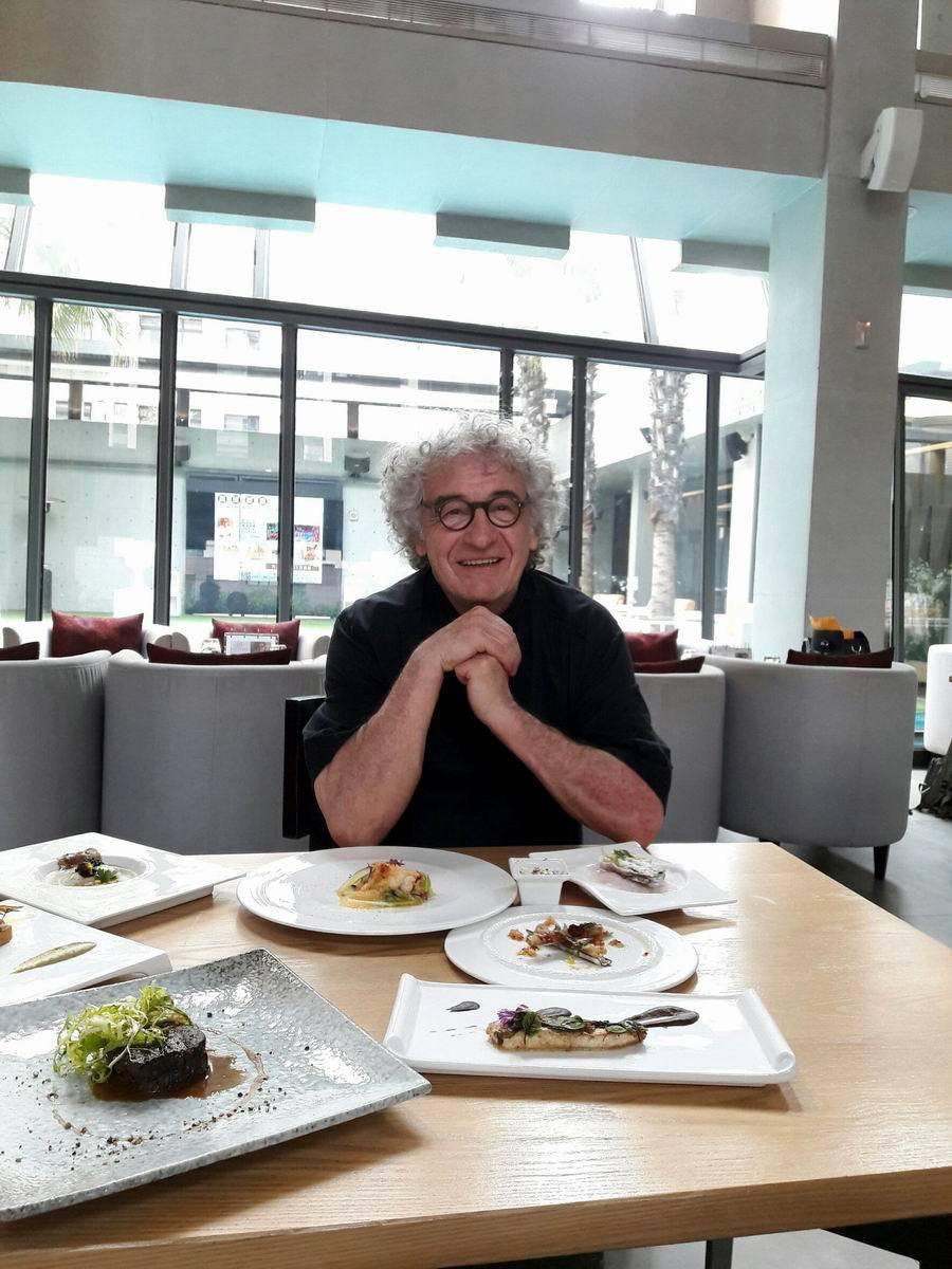 南法米其林一星名廚 Truchon Michel用心做出令客戶和自己都感到愉悅的...