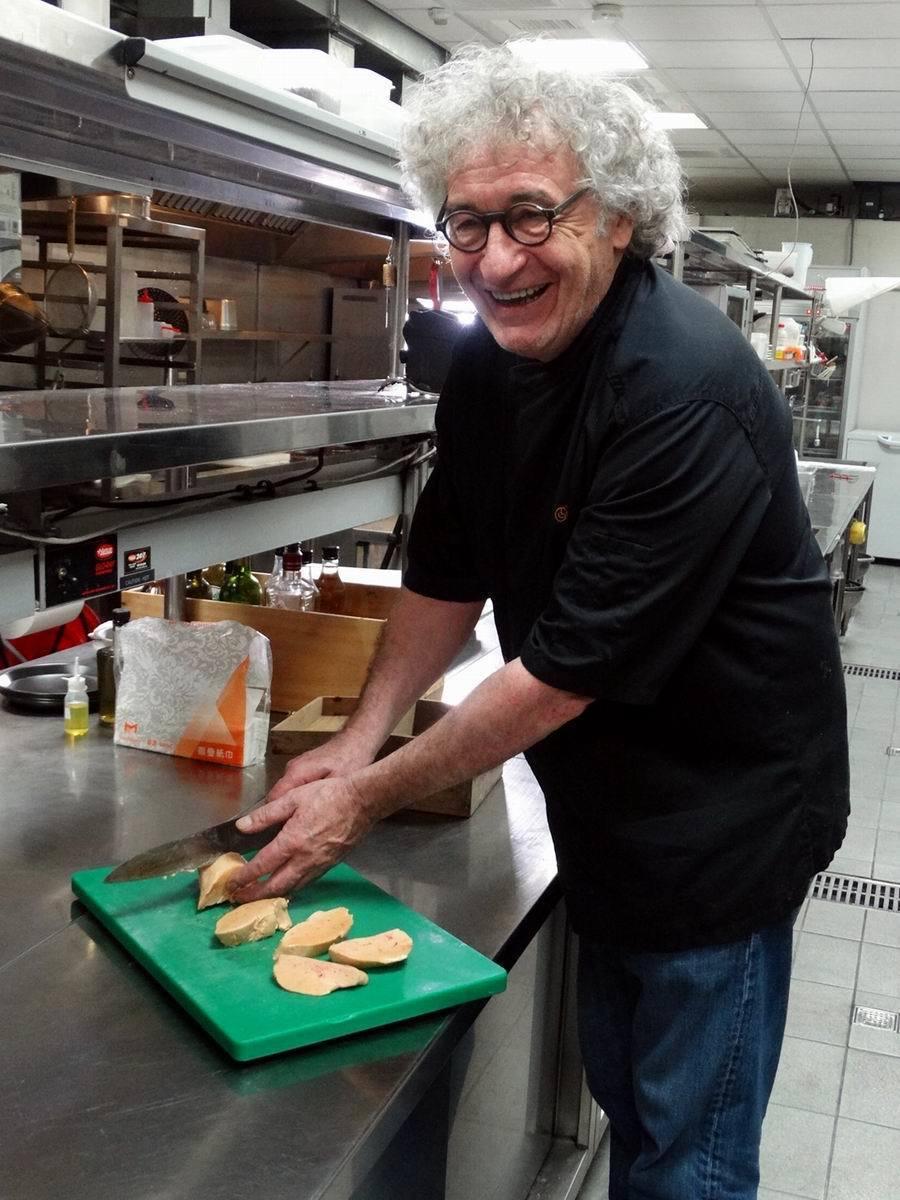 Truchon Michel以傾聽自己的心且用心挑選天然在地食材製作米其林等級餐...