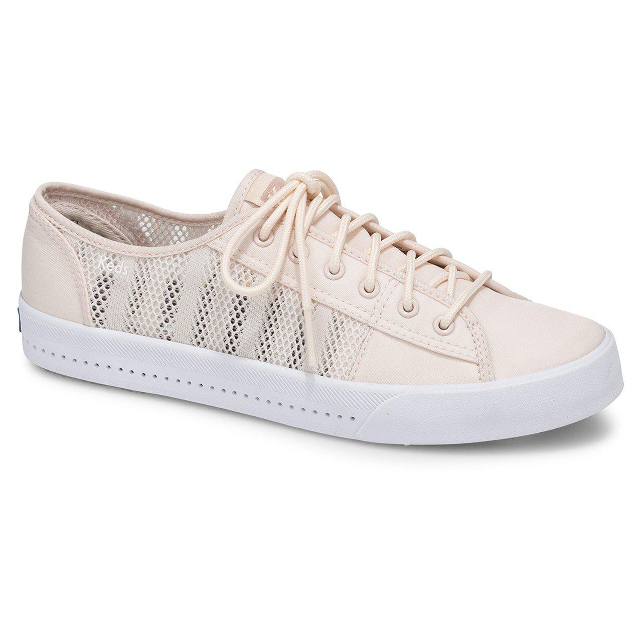 Keds Studio系列KICKSTART網布鞋,約2,290元。圖/Keds...