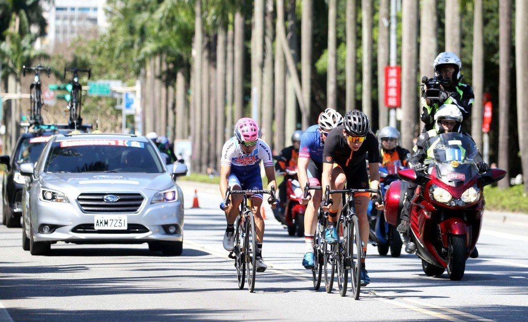 2018國際自由車環台公路大賽為期7天(3月9 -15日),是台灣唯一經UCI國...
