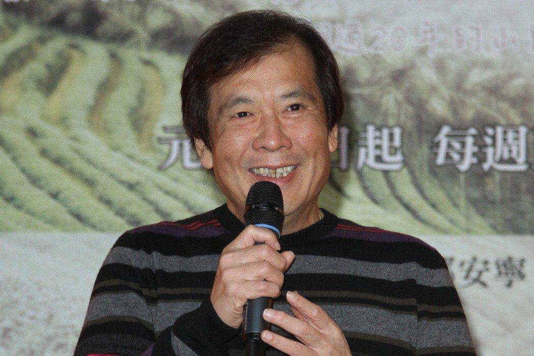 郭建宏任職華視總經理一年的時間,把賠的錢降到1億多。圖/聯合報系資料照