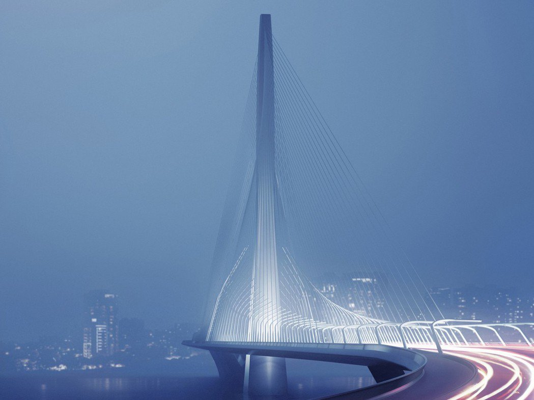 淡江大橋第三標主橋段工程經歷7度流標,公路總局延長工期、追加預算、再祭出800萬...