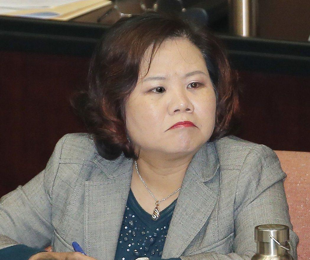勞動部長許銘春。 聯合報系資料照片/記者陳柏亨攝影