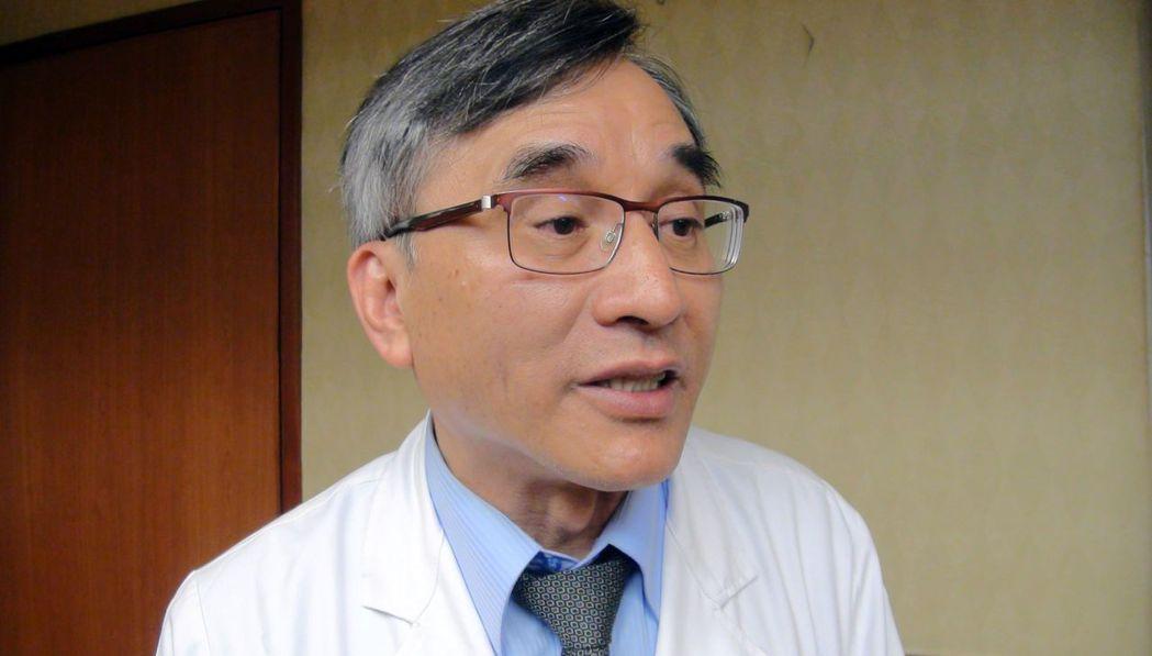 高雄長庚移植中心主任李芳豔,為王鵬富成功換心。記者王昭月/攝影