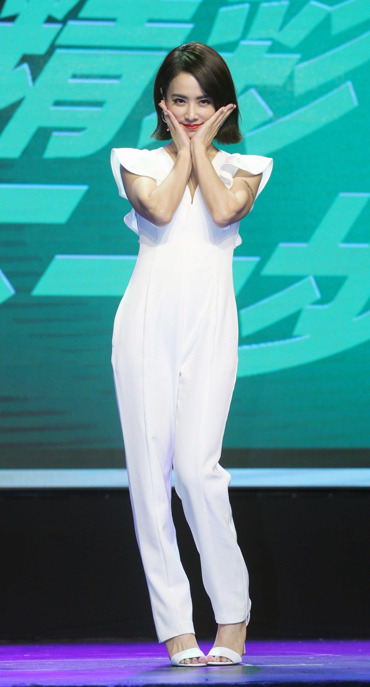 蔡依林14日將出席「台北米其林指南2018晚宴 」。圖/聯合報系資料照