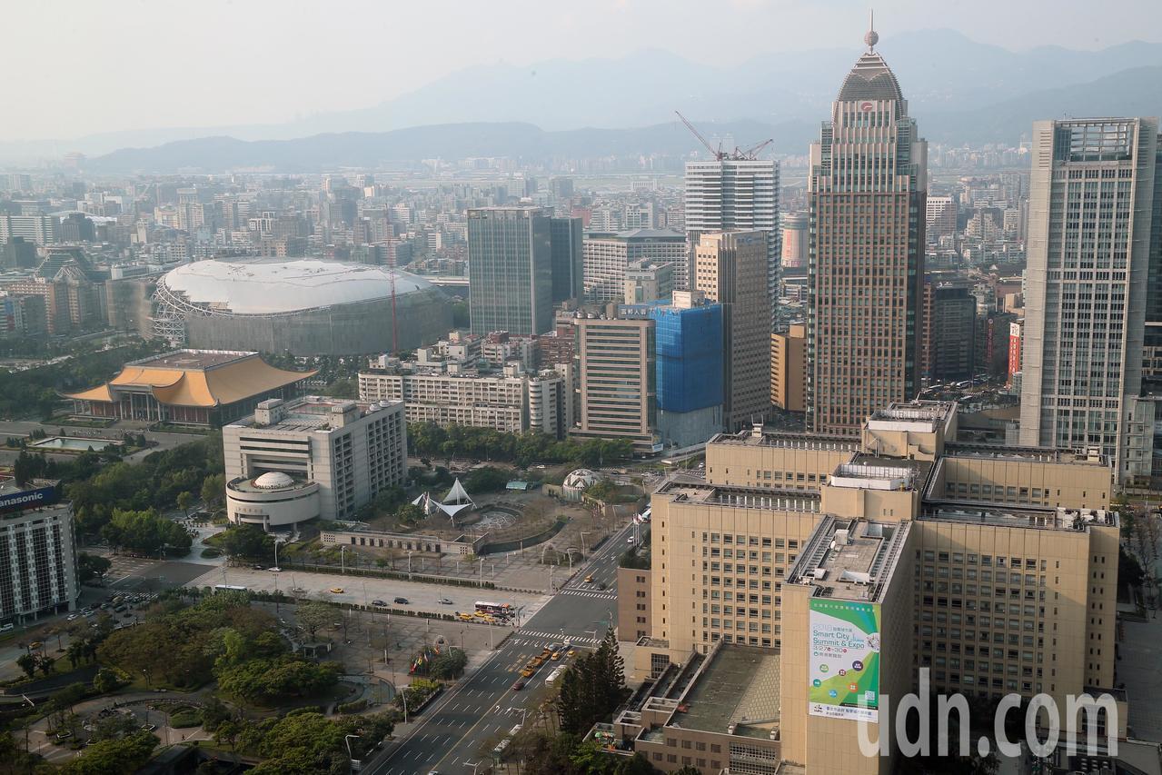 台北市政府與遠雄關係,影響到大巨蛋完工的日期。記者陳正興/攝影