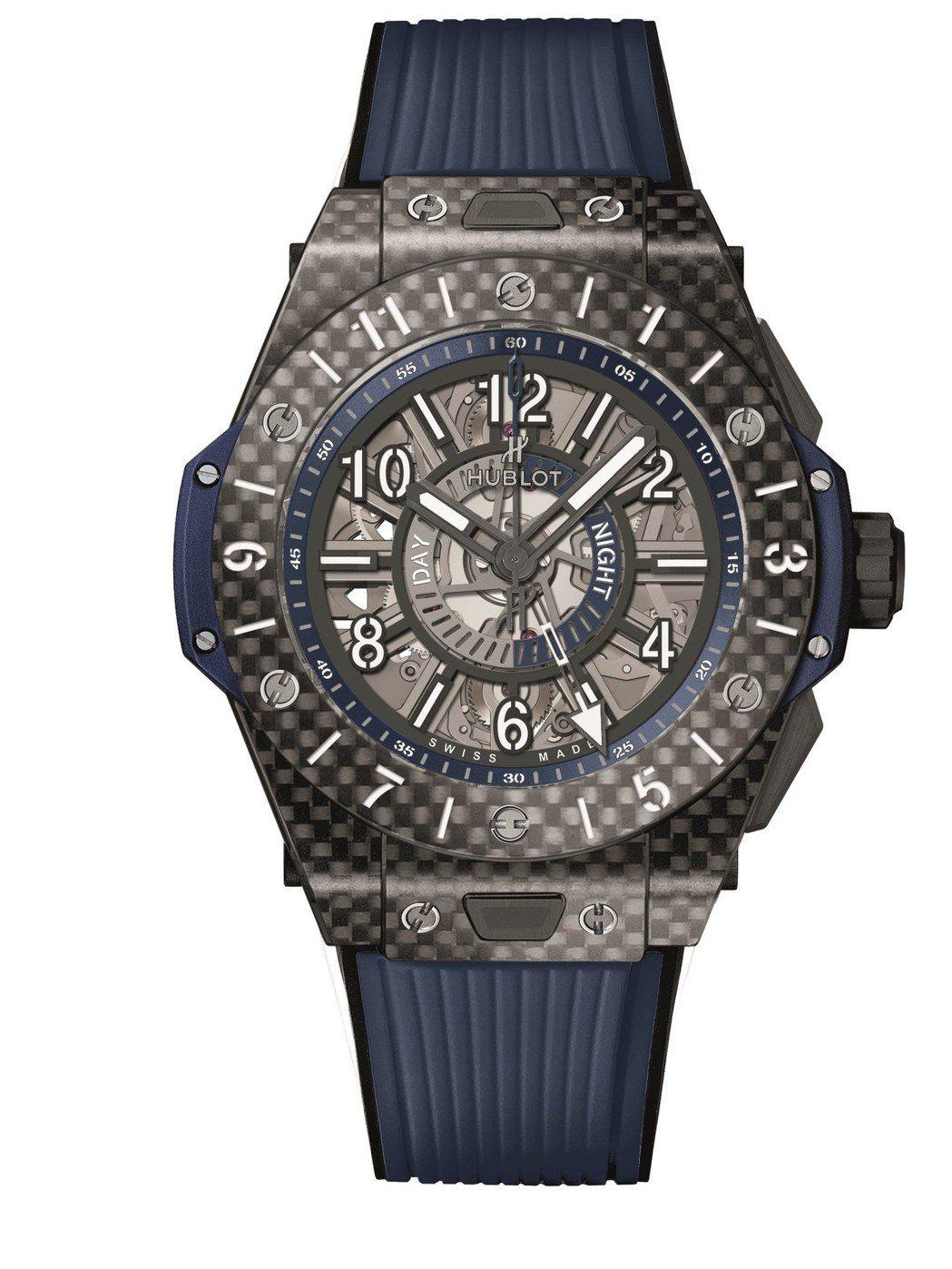 常常需要旅行的亞尼克另一選擇是兩度時區Big Bang Unico GMT腕表,...