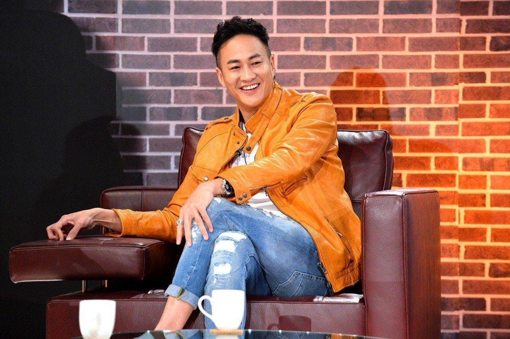 何潤東上「TVBS看板人物」。圖/TVBS提供