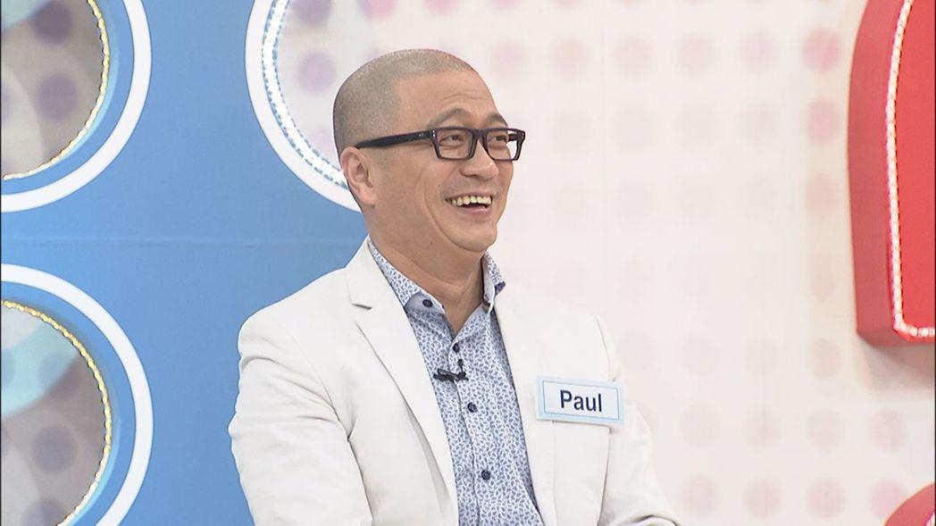 Paul自爆帶女兒接種疫苗後因發燒回診,擔心到對醫生喊出「叫你長官來」。圖/中天
