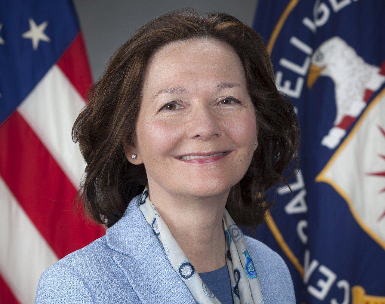 中情局新任也是首位女性局長吉娜‧哈斯柏。美聯社