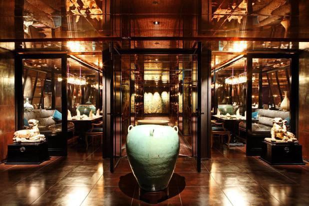 頤宮中餐廳。 圖/台北君品提供