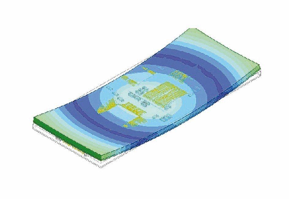 使用Moldex3D IC封裝模組模擬產品設計、生產,解決IC製程常見的各種問題...