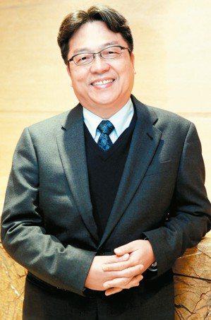 台灣之星總經理賴弦五