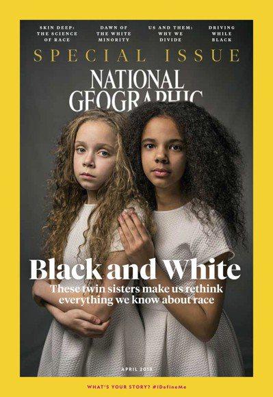 「國家地理」雜誌公開承認,他們過去的多數報導是用種族主義的觀點描繪世界。(美聯社...
