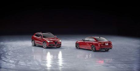 (影片)車界的羽生結弦 Alfa Romeo雙車滑冰 狂炫Q4四驅功力