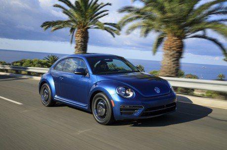 經典成絕響 Volkswagen Beetle確定走入歷史