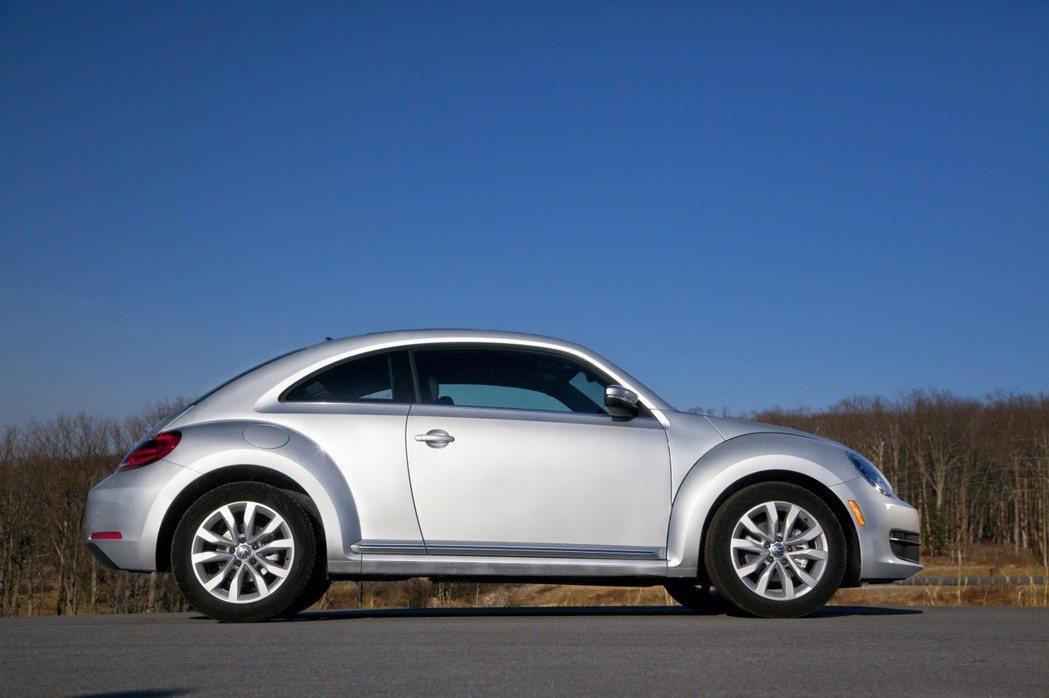 Volkswagen Beetle確定走入歷史。 摘自Volkswagen