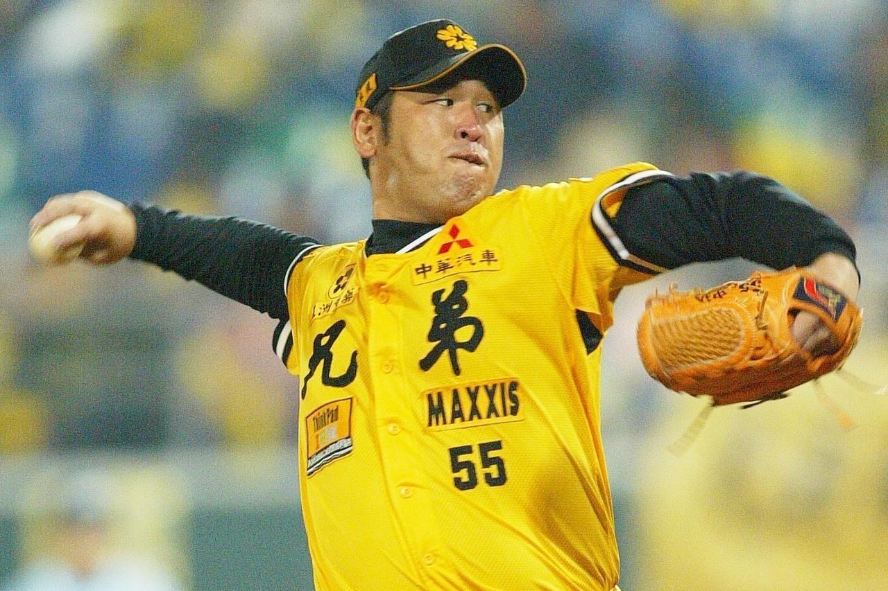中込伸是在中職發展最成功的日籍投手,甚至一度成為兄弟象總教練,可惜最終捲入「黑象...