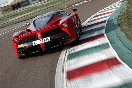 Ferrari明年發表V8 Hybrid動力系統!
