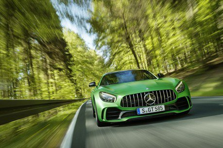 Mercedes-AMG GT Black Series 將於2020年發表?