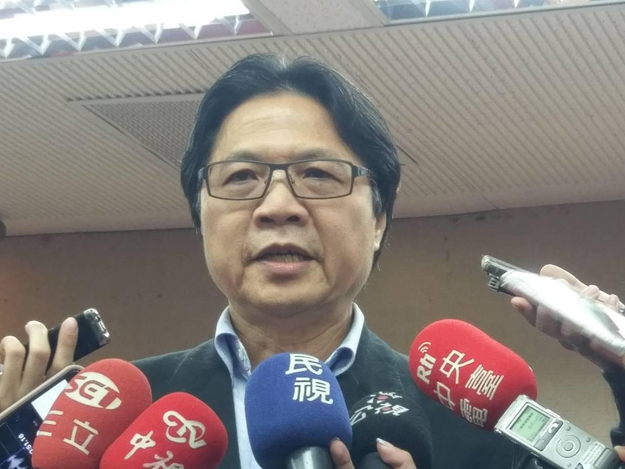 內政部長葉俊榮。記者徐偉真/攝影