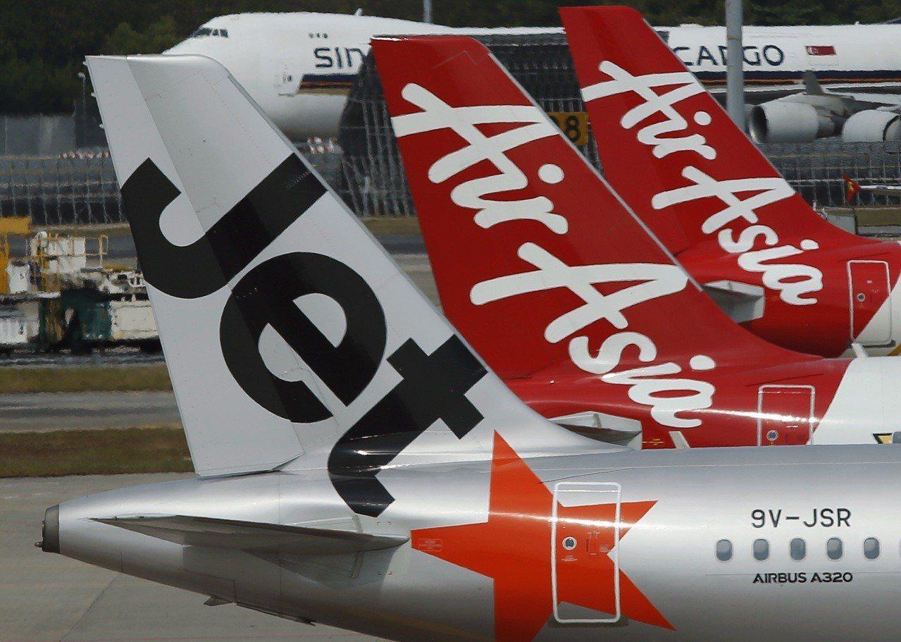 全球廉航公司目前的長程航線數量為10年前的五倍,亞洲公司更是積極採買新機體要擴張...