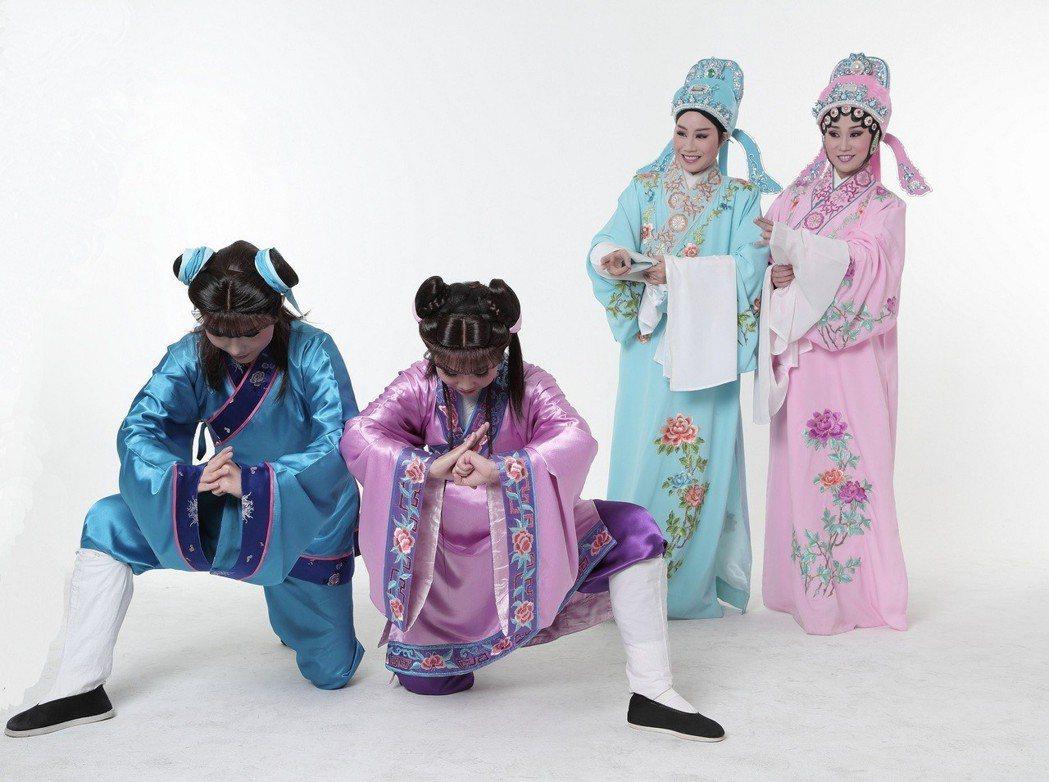 國寶級歌仔戲大師廖瓊枝培訓的藝生,這次將帶來傳統經典劇目《山伯英台》選段〈草橋結...
