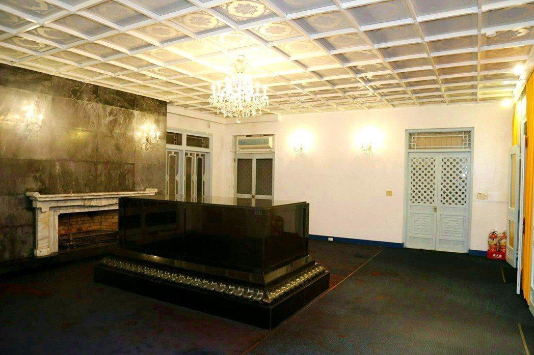 桃園慈湖蔣公陵寢潑漆事件後近半個月,陵寢已初步整理完畢。圖/風管處提供